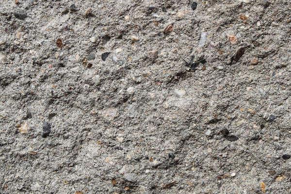 concrete splitting texture Stock photo © artush