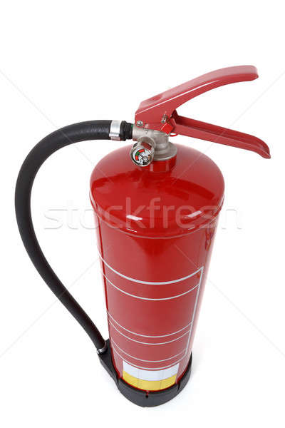 top view of fire extinguisher Stock photo © artush