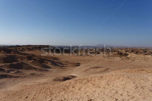 Панорама Намибия пейзаж регион способом природы Сток-фото © artush