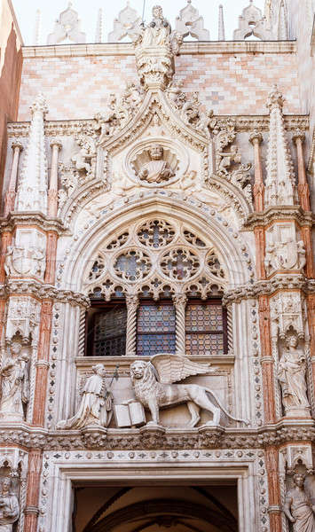 Cathedral of San Marco Venice Italy Stock photo © artush