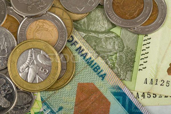 монетами Ботсвана доллара Сток-фото © artush