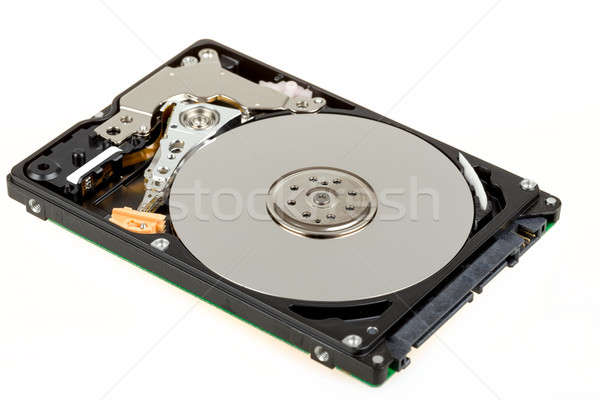 uncovered 2,5 inch notebook hard drive Stock photo © artush
