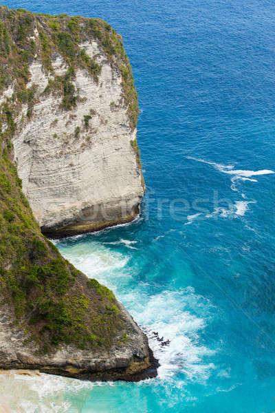 Rüya bali nokta dalış yer ada Stok fotoğraf © artush