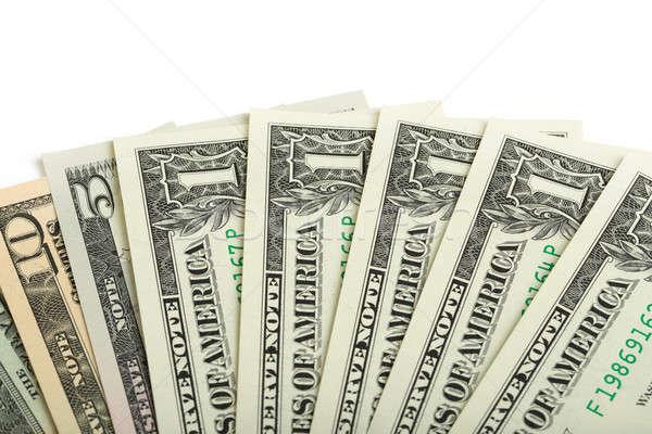 usa dollars money background Stock photo © artush