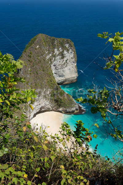Sonho praia bali ponto famoso Foto stock © artush