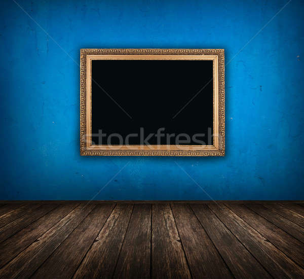 blue room  Stock photo © ashumskiy