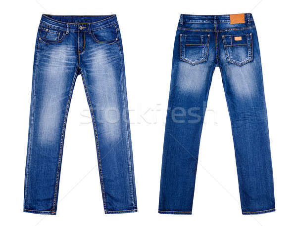 Blue Jeans Stock photo © ashumskiy