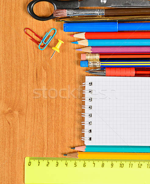 Back to school Stock photo © ashumskiy