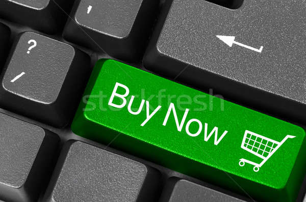 Buy now concepts Stock photo © ashumskiy