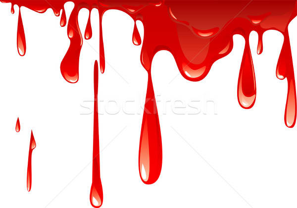 Bloody begin to flow Stock photo © ashusha