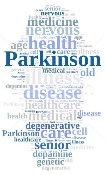 Parkinson. Stock photo © asturianu
