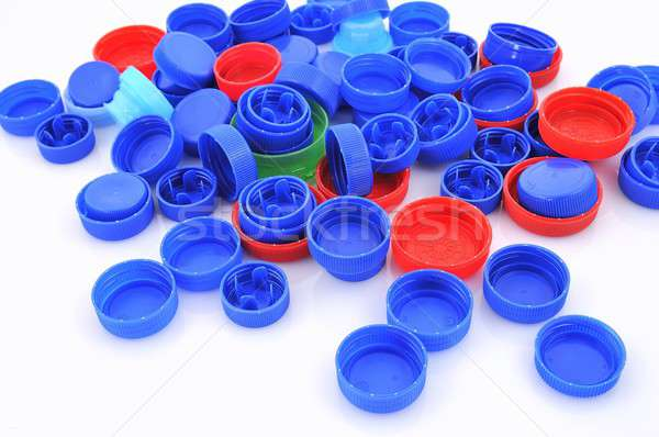 Plastic recycling. Stock photo © asturianu