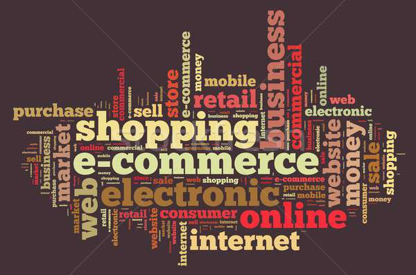 E-commerce. Stock photo © asturianu