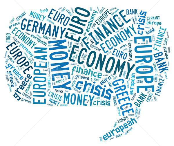 European economy. Stock photo © asturianu