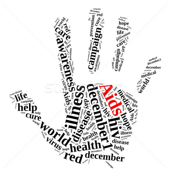 International AIDS Day. Stock photo © asturianu