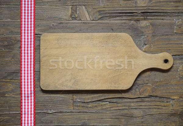 Chopping Board. Stock photo © asturianu