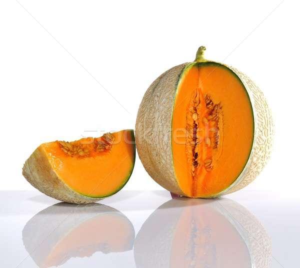 Cantaloupe. Stock photo © asturianu