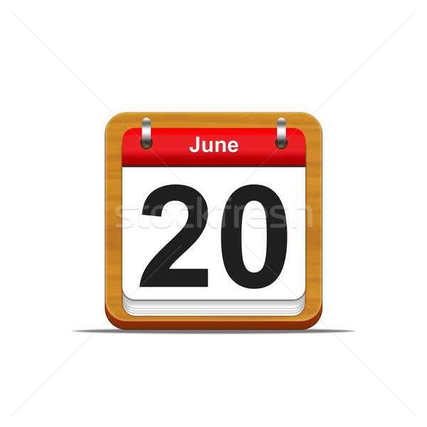 June 20. Stock photo © asturianu