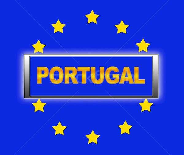 Portugal. Stock photo © asturianu
