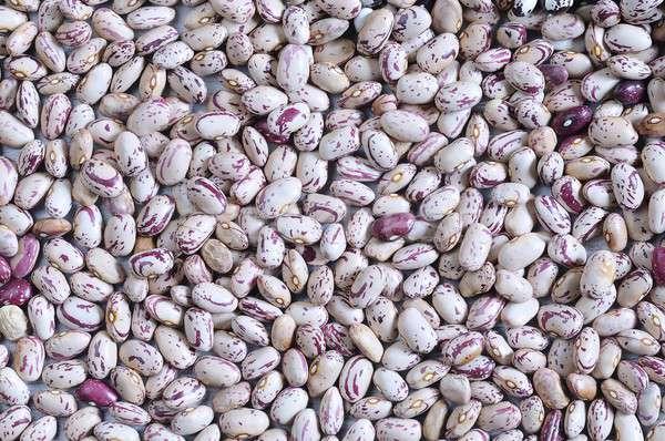 Nier bonen textuur voedsel achtergrond Stockfoto © asturianu