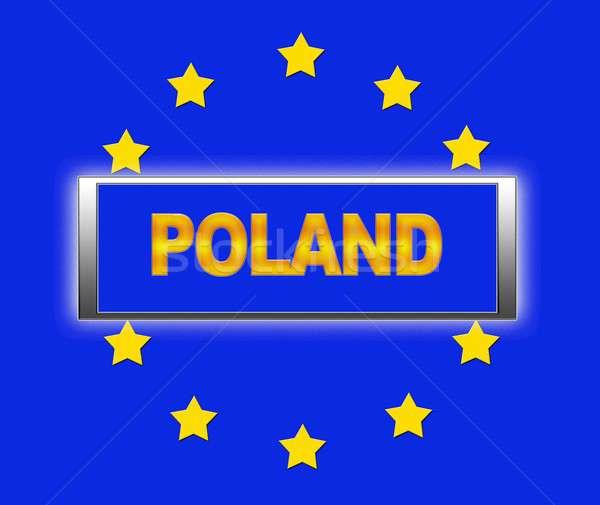 Poland. Stock photo © asturianu