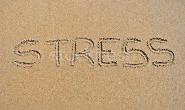 Stress Stock photo © asturianu
