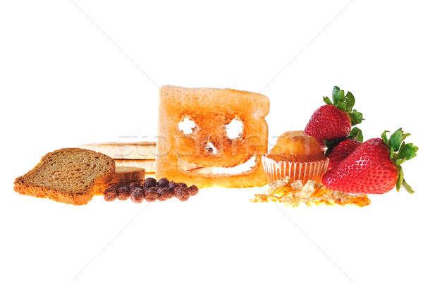 Varied diet. Stock photo © asturianu