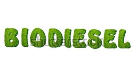Biodiesel. Stock photo © asturianu