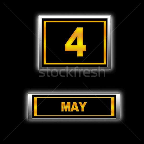 May 4. Stock photo © asturianu