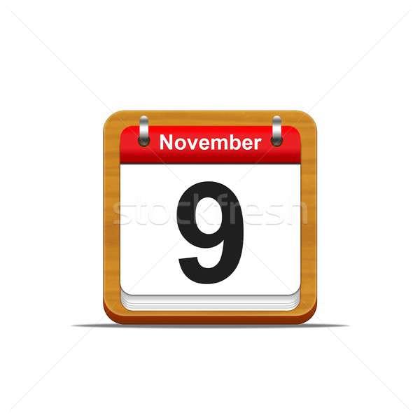 November 9. Stock photo © asturianu