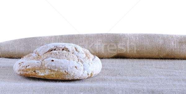 Pain pain table boulangerie alimentaire Photo stock © asturianu