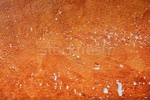 Peint mur dommage texture fond pierre Photo stock © asturianu