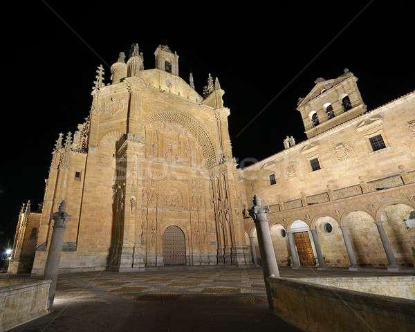 Convent of  St Esteban. Stock photo © asturianu