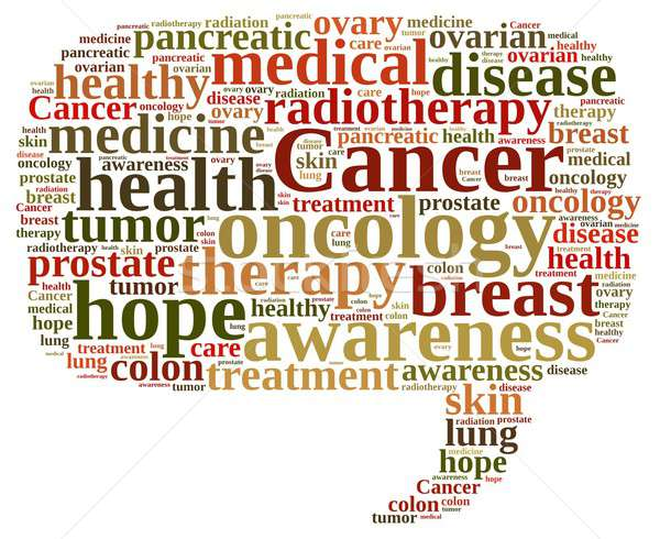 Cancer. Stock photo © asturianu