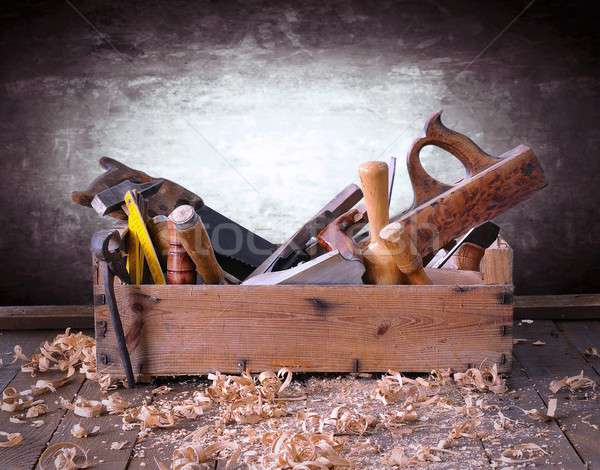 Toolbox Stock photo © asturianu