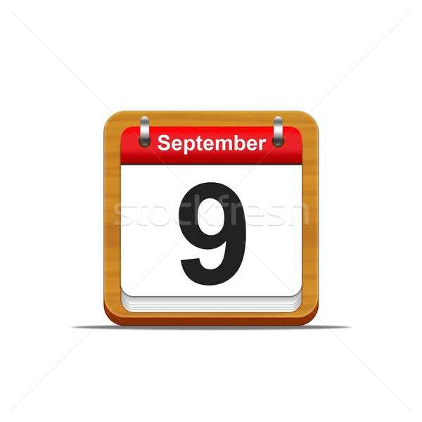 September 9. Stock photo © asturianu