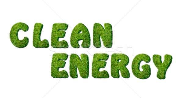 Clean Energy. Stock photo © asturianu
