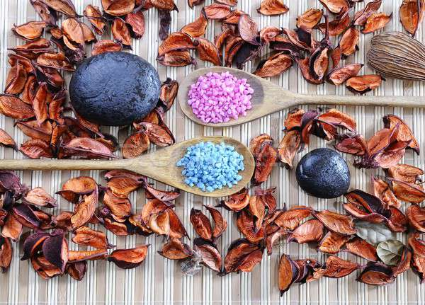 Bath salts. Stock photo © asturianu
