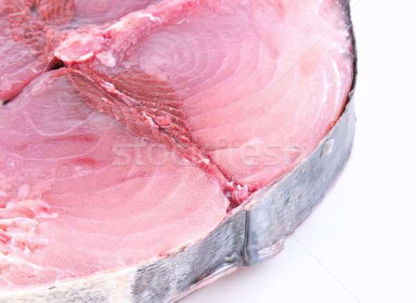 Cantabrian white tuna. Stock photo © asturianu