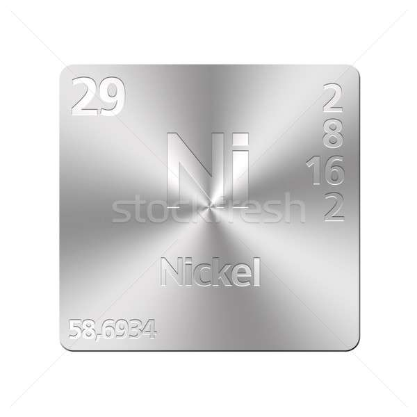 Nickel. Stock photo © asturianu