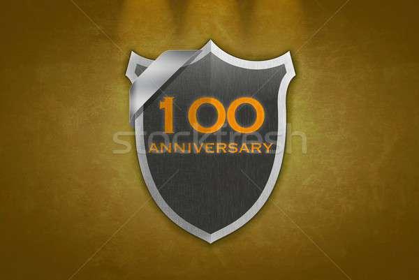 100 Anniversary. Stock photo © asturianu