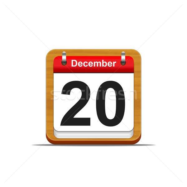December 20. Stock photo © asturianu