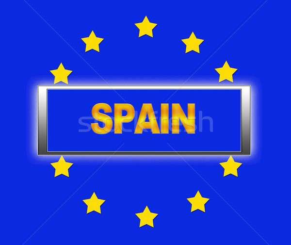 Spain. Stock photo © asturianu
