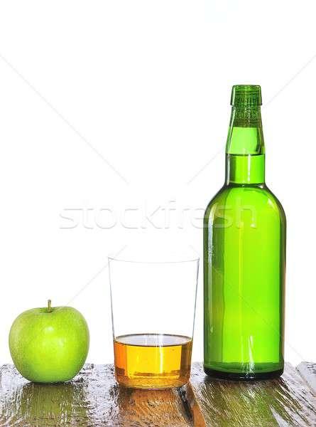 Cider. Stock photo © asturianu