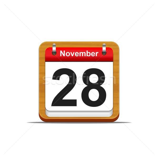 November 28. Stock photo © asturianu