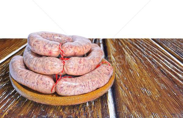 Creole sausage. Stock photo © asturianu