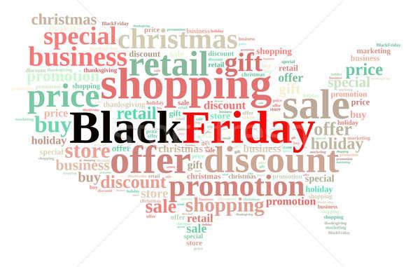 Black Friday. Stock photo © asturianu