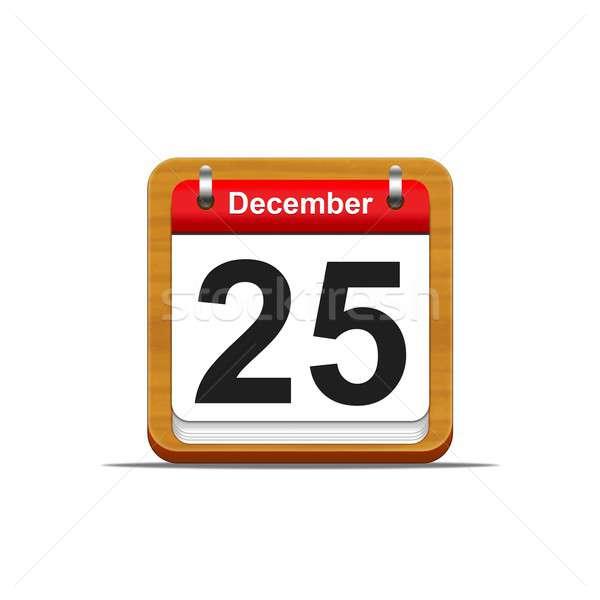 December 25. Stock photo © asturianu