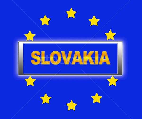 Slovakia. Stock photo © asturianu