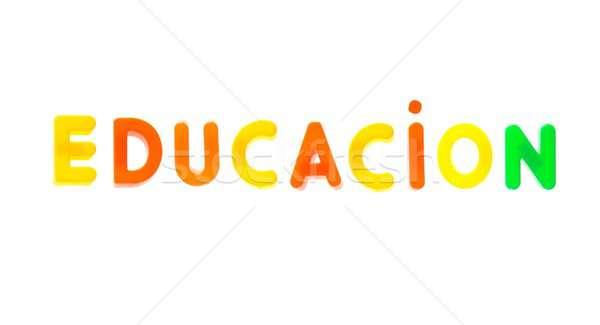 Education. Stock photo © asturianu